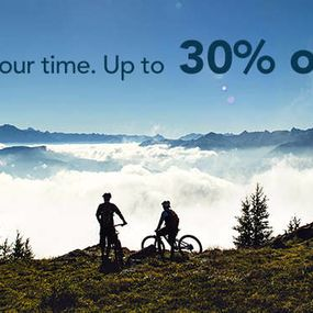 Now is your time. Up to 30% off 2017 bikes - End of season ebike sale on now